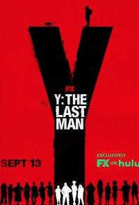 Poster da série Y: O Último Homem / Y: The Last Man (2021)