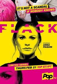 Poster da série Flack (2019)