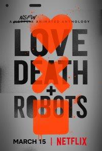 Poster da série Love, Death & Robots (2019)