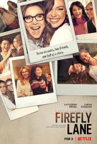 Poster da série As Inseparáveis / Firefly Lane (2021)
