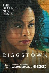 Poster da série Diggstown (2019)