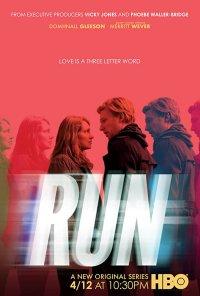 Poster da série Run (2020)