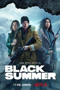 Poster da série Black Summer (2019)