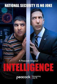 Poster da série Intelligence (2020)