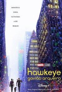 Poster da série Hawkeye - Gavião Arqueiro / Hawkeye (2021)
