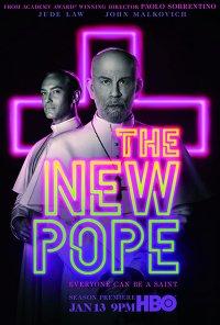 Poster da série The New Pope (2020)