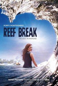 Poster da série Reef Break (2019)