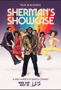 Poster da série Sherman's Showcase (2019)