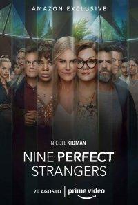 Poster da série Nine Perfect Strangers (2021)