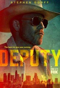 Poster da série Deputy (2020)