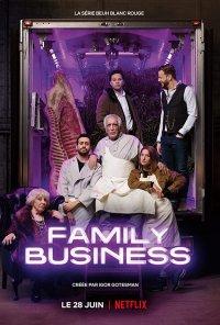 Poster da série Negócio de Família / Family Business (2019)