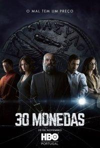 Poster da série 30 Monedas (2020)