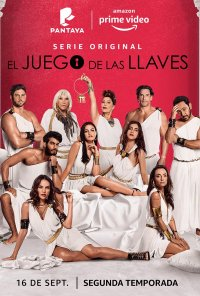 Poster da série El Juego de las Llaves (2019)