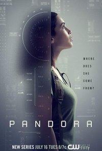 Poster da série Pandora (2019)