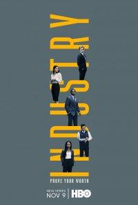 Poster da série Industry (2020)