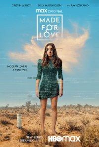 Poster da série Made for Love (2021)