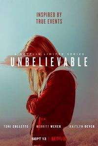 Poster da série Unbelievable (2019)