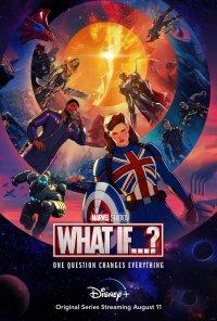 Poster da série What If...? (2021)
