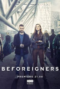 Poster da série Beforeigners / Fremvandrerne (2019)