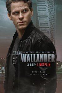 Poster da série Young Wallander (2020)
