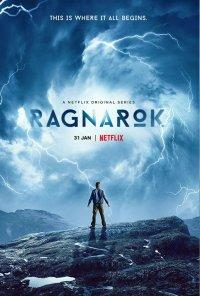 Poster da série Ragnarok (2020)