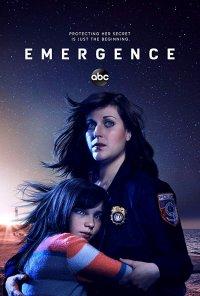 Poster da série Emergence (2019)