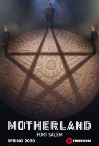Poster da série Motherland: Fort Salem (2020)