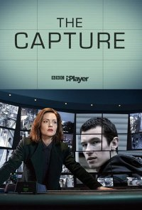 Poster da série The Capture (2019)