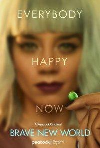 Poster da série Admirável Mundo Novo / Brave New World (2020)