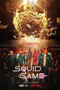 Poster da série Squid Game (2021)