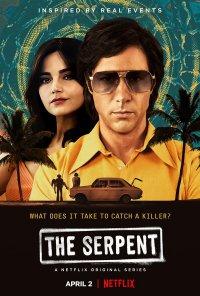 Poster da série The Serpent (2021)