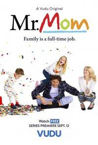Poster da série Mr. Mom (2019)