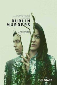 Poster da série Os Crimes de Dublin / Dublin Murders (2019)