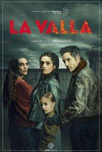 Poster da série A Muralha / La valla (2020)