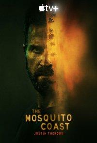 Poster da série A Costa do Mosquito / The Mosquito Coast (2021)