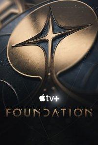 Poster da série Foundation (2021)