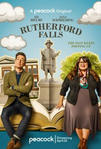 Poster da série Rutherford Falls (2021)
