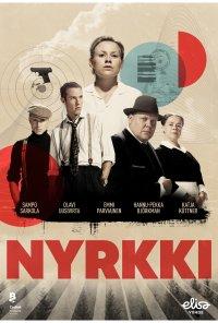 Poster da série Linhas Sombrias / NYRKKI (2019)