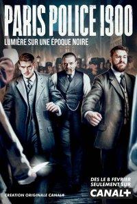 Poster da série Paris Polícia 1900 / Paris Police 1900 (2021)