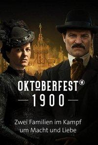 Poster da série Oktoberfest: Sangue e Cerveja / Oktoberfest 1900 (2020)