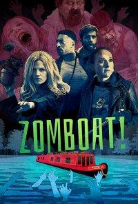 Poster da série Zomboat! (2019)