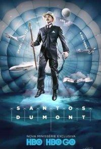 Poster da série Santos Dumont (2019)
