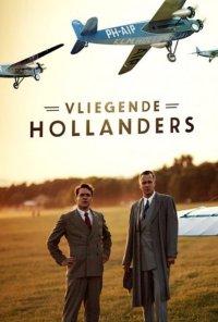 Poster da série Voos Turbulentos / Vliegende Hollanders (2020)