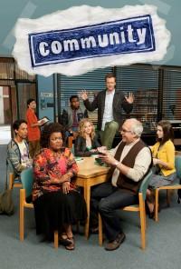 Poster da série Community (2009)
