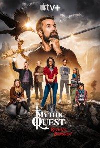Poster da série Mythic Quest: Raven's Banquet (2020)