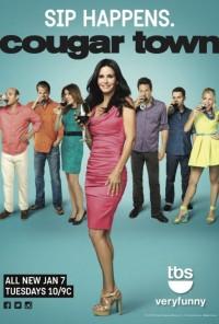 Poster da série Cougar Town (2009)