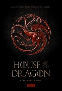 Poster da série House of the Dragon (2022)