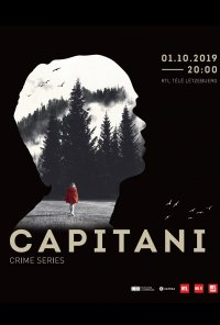 Poster da série Capitani (2019)