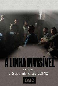 Poster da série A Linha Invisível / La línea invisible (2020)