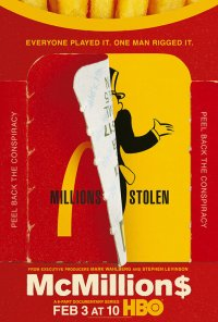 Poster da série McMillions (2020)